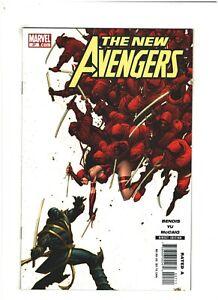 New Avengers #27 NM- 9.2 Marvel Comics 2007 1st Clint Barton as Ronin