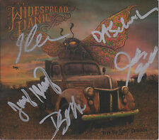 WIDESPREAD PANIC Band SIGNED Dirty Side Down CD Album