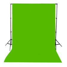 1.5x3m/5x10ft Non-Woven Fabric Photo Photography Backdrop Background Cloth Green
