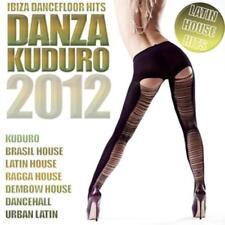 Various-danza kuduro 2012 (OVP)