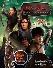 Prince Caspian Sticker Activity Book (Prince Caspian), , Good Book