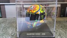 1/5 IXO ALTAYA MOTO GP CASCO HELMET VALENTINO ROSSI 2009