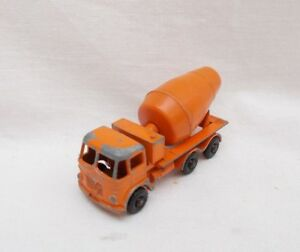 Vintage Matchbox No 26 Foden Cement Mixer - Made In England By Lesney