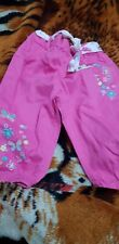 Lovely Girls George Fashion Pants Age 3-6 Months