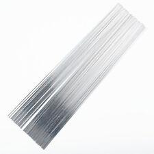 50 Pcs Durafix Aluminium Welding Rods Brazing Easy Soldering Low Temperature