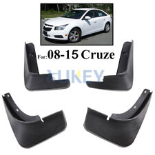FOR CHEVROLET CRUZE 08~16 MUD FLAP FLAPS SPLASH GUARDS MUDGUARD SEDAN HATCHBACK