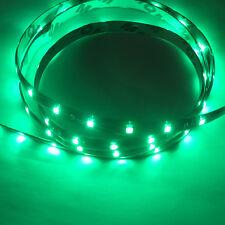 30CM/15 LED Flexible Strip Light for Car Motorcycle Boat Truck RV Waterproof 12V