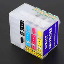 Ink Cartridge Set Printer Accessories Fit For EPSON 252XL WF7610 3640 7110 7210