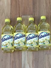 Fabuloso cleaner Refreshing Lemon - 4 bottles 16.9 oz. Makes 32 Gallons total