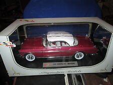 1955 CHRYSLER IMPERIAL 55 mopar CANYON 1:18 DIECAST CAR SIGNATURE MODELS 18111