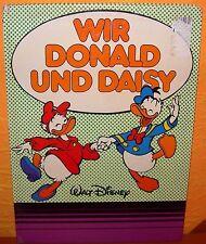 Walt Disney Wir Donald und Daisy Ehapa 1985 Sammelband (b)