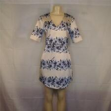 TOPSHOP FLORAL COCKTAIL PARTY DRESS Sz 8 NWT RETAIL $135 FREE SHIPPING AD