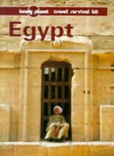 LONELY PLANET EGYPT: A TRAVEL SURVIVAL KIT (LONELY PLANET EGYPT),GEERT COLE LEA