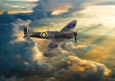 More details for spitfire mk1a duxford n3200 2019 canvas print  various sizes free delivery