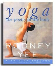 Gaiam Yoga The Poetry of the Body Rodney Yee Picture Book All Ages