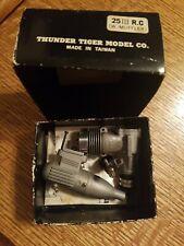 Used Thunder Tiger 25 RC Engine