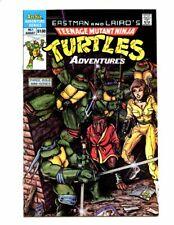 Teenage Mutant Ninja Turtles Adventures #1-3 (1988) Complete Mini Series VF/NM 9