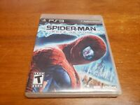 Spider-Man: Edge of Time (Sony PlayStation 3, 2011) Marvel PS3 Disney TESTED