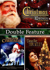 Christmas Double Feature: A Time for Miracles / Discover Christmas / Bonus Angel