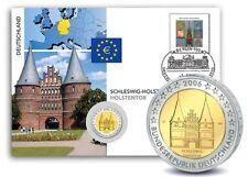 Münzen der BRD in Euro-Währung aus Messing