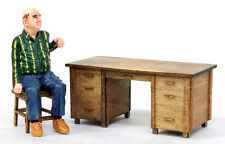 F/G scale BANTA MODEL WORKS #937 Office Desk