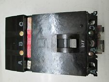 Square D 100A 100 amps, 240V 3-pole Circuit Breaker QOB3100 see picture