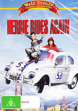 HERBIE RIDES AGAIN STEPHANIE POWERS HELEN HAYES KEN BERRY KEENAN WYNN  NEW DVD