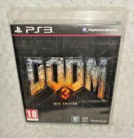 Doom 3 BFG Edition PS3 Game