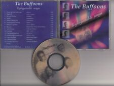 THE BUFFOONS Unforgettable Songs CD TOP RECORDS RARE DUTCH CLOSE HARMONY