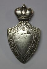 RARE 1900 VINTAGE RUSSIAN IMPERIAL JETTON RUSSIA ANTIQUE BADGE JETON MEDAL ORDER