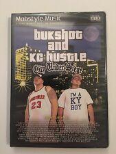 """Bukshot & KC Hustle """"City Under Siege"""" Double CD (Original Press)"""