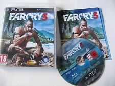 FARCRY 3 Ps3 PAL ESPAÑA FAR CRY 3
