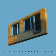 Raz, Dwa, Trzy - Sufit (CD) 1996 NEW