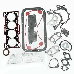 Engine Overhauling Gasket Complete Kit For Suzuki SJ410 Old Models @CA