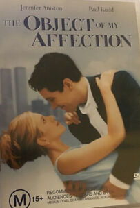 The Object Of My Affection (DVD, 2004), Free Priority Post⚡️📮VGC!