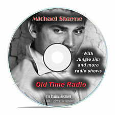 Michael Shayne, Private Detective, 954 Classic Old Time Radio Shows OTR DVD G33