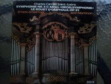 "12"" Charles Camille Saint-Saens-Symphonie nº 3 -"