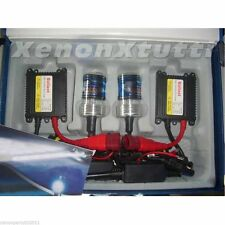 KIT XENON XENO DC 55W H7 H1 H3 H11 HB3 HB4 H9 4300k 5000k 6000k 800k SLIM CANBUS