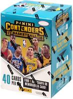 2017-18 Panini Contenders Basketball Blaster Box [Factory Sealed]