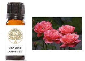 100% Pure Tea Rose Absolute Oil