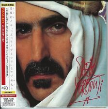 FRANK ZAPPA SHEIK YERBOUTI JAPAN MINI CD MOTHERS.