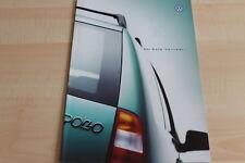 104626) VW Polo Variant - Österreich - Prospekt 08/1998
