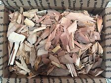 Apple  Wood  Chips for Smoking BBQ Grilling Cooking Smoker Priority Shipping