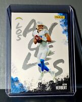 Justin Herbert 2020 Panini NFL Instant My City #15 Rookie Football Card 1/1275