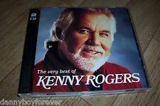 Kenny Rogers NM 2 CD Set The Very Best Of 30 songs Warner Special Products