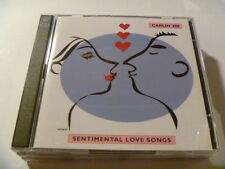 2CD SENTIMENTAL LOVE SONGS TERRY DAY 388 CARLIN RARE LIBRARY SOUNDS MUSIC CD