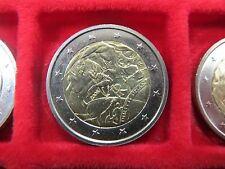 2 EURO COMMEMORATIVE ITALIE 2008 DISPONIBLE TOUT DE SUITE Droits de l'Homme