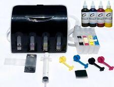 SUBLIMATION CISS with INK - for Epson Stylus C68 C88 C88+ CX3800 CX3810 - T0601