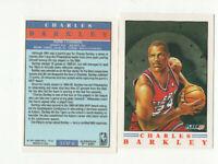 20 ct lot 1991/92 Fleer Pro Visions Charles Barkley Inserts Philadelpia 76ers