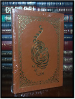 Life of Pi ✎SIGNED✎ by YANN MARTEL New Sealed Easton Press Leather Bound Gift Ed